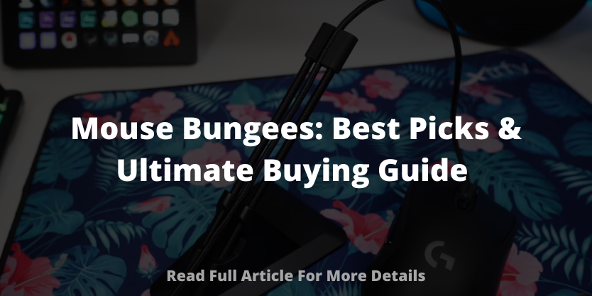 Mouse Bungees 2020 Best Picks Ultimate Buying Guide