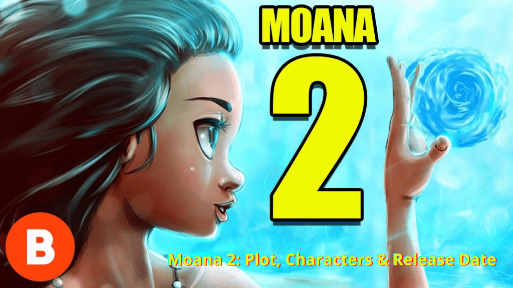 Moana 2 Plot, Characters, Release date