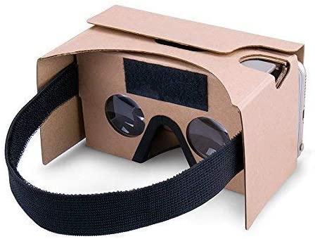 Google Cardboard – VR Headset 3D Box