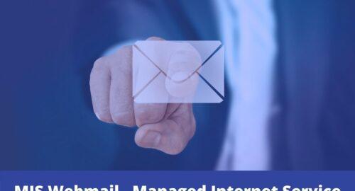 MIS Webmail - Managed Internet Service