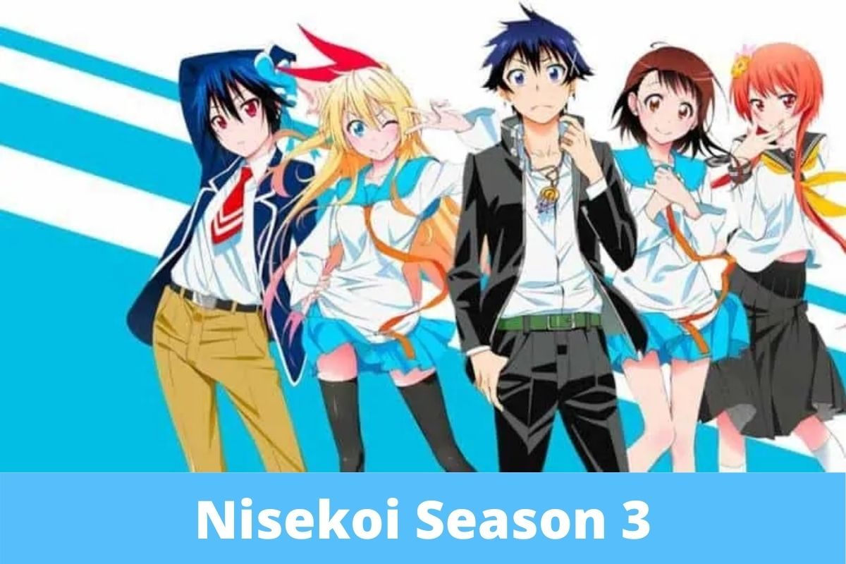 Nisekoi Season 3