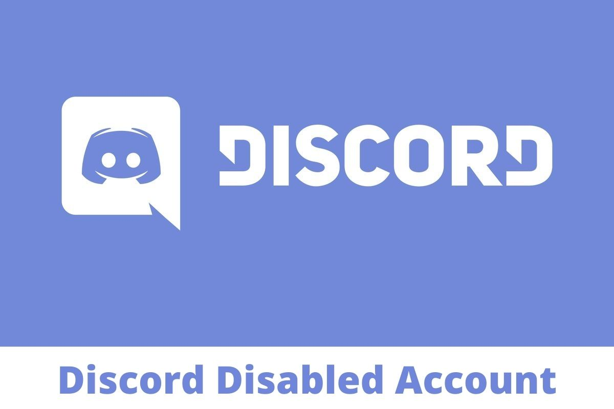 Discord Disabled Account