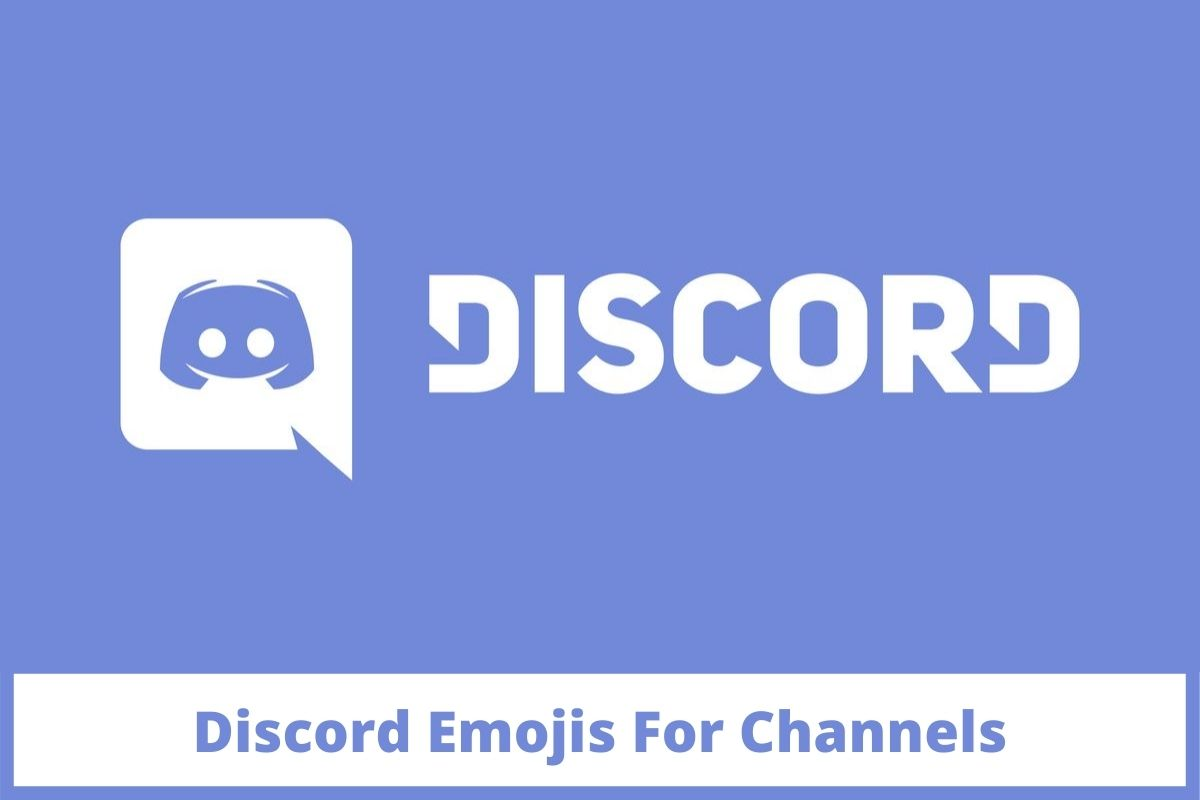 Discord Emojis For Channels