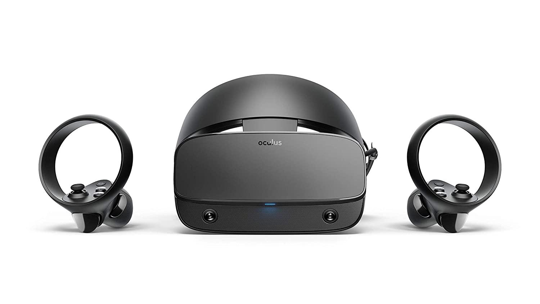 Oculus Rift (PC-Powered Gaming Headset)