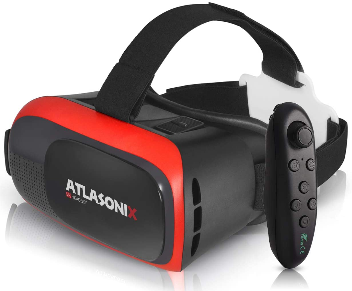 Atlasonix VR Headset (Compatible with iPhone)