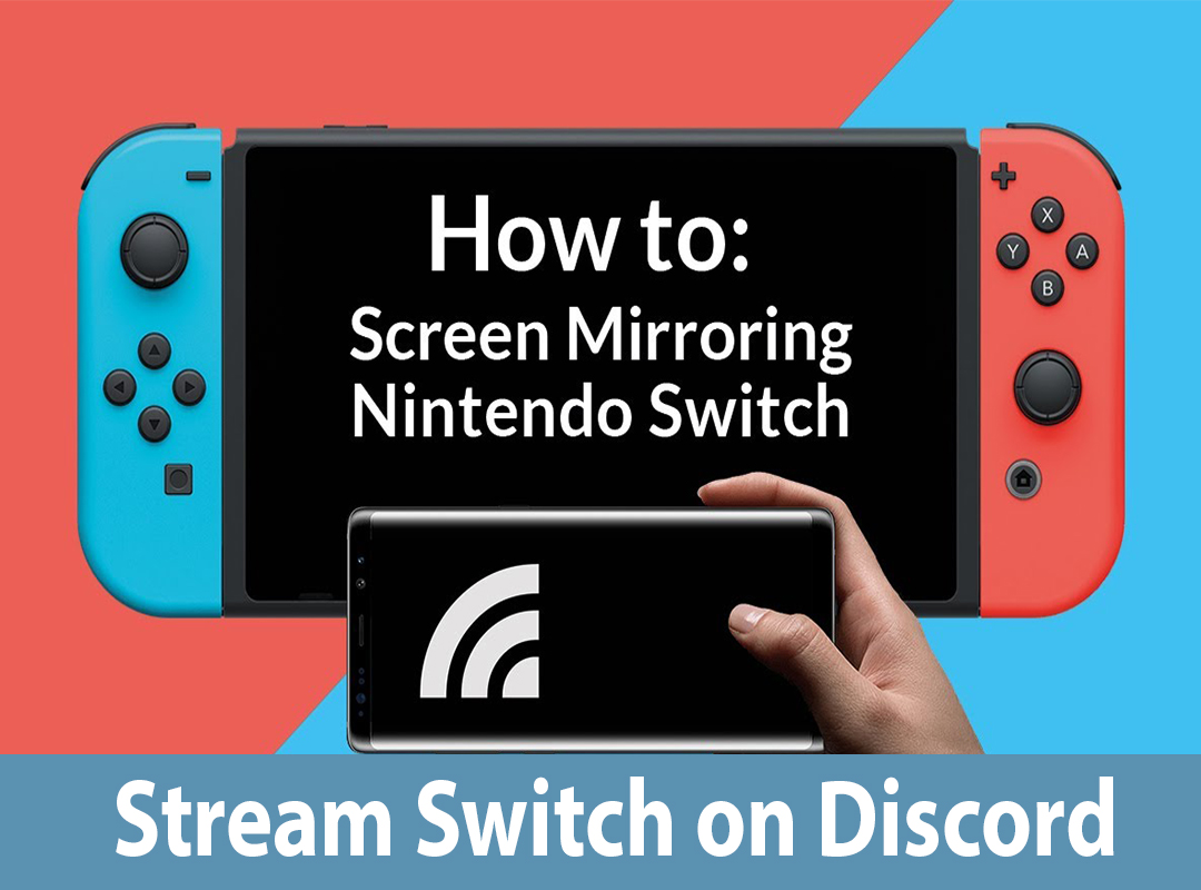 Stream switch on Discord