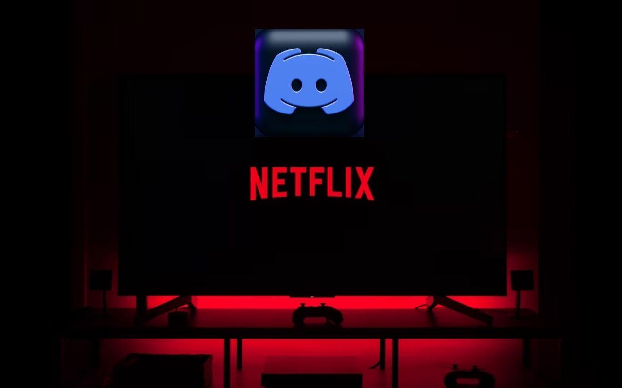 Stream Netflix on Discord