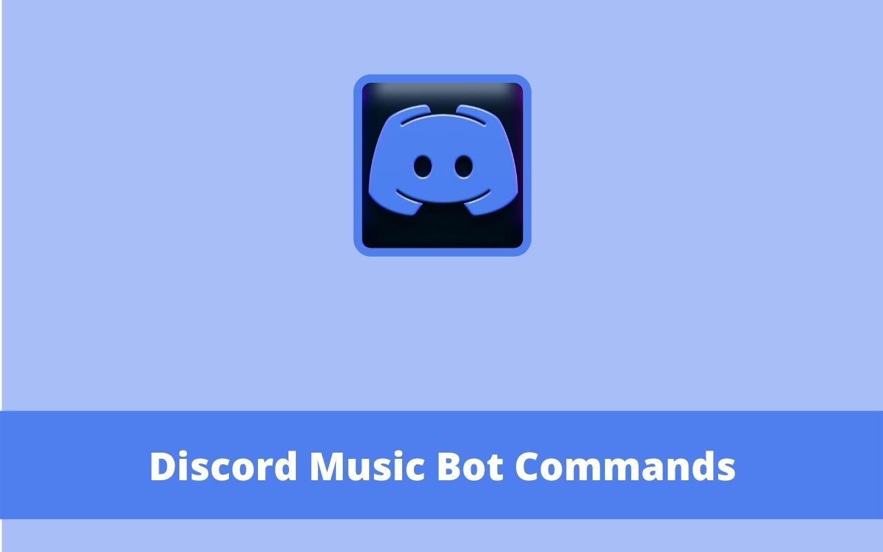 Discord Music Bot Commands