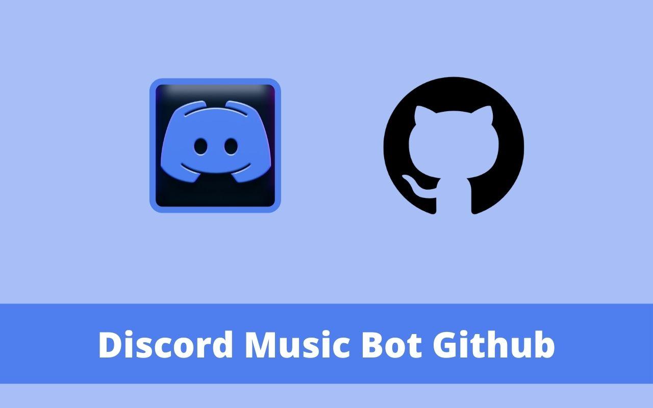Discord Music Bot Github